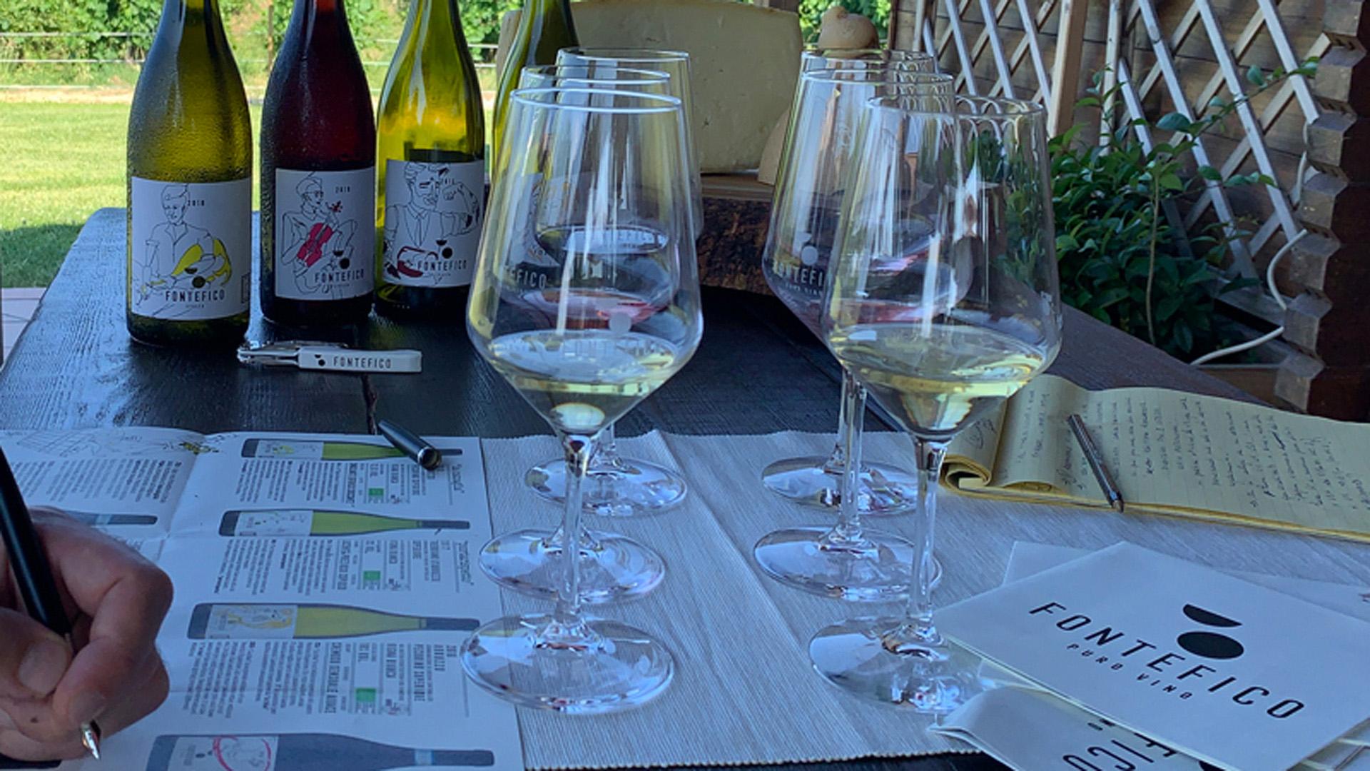 The wine class