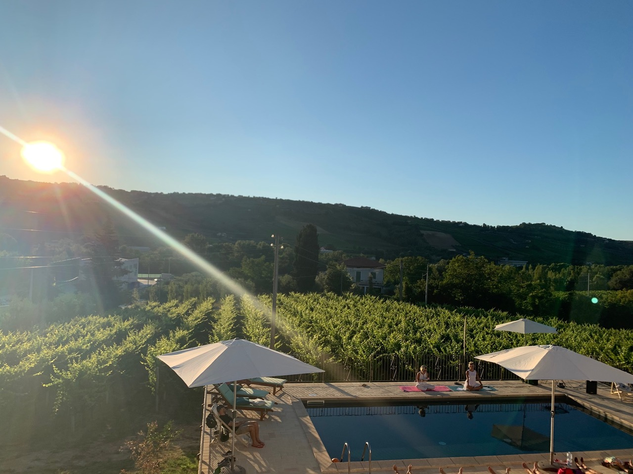 Overnight stay in the winery